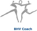 BHV Coach & de Lachende Boeddha logo