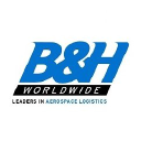 B&H Worldwide logo icon