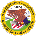 Bureau Of Indian Affairs logo icon