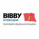 Bibby Hydro Map logo icon