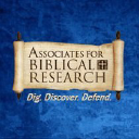 Associates For Biblical Research logo icon