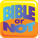 Bible Or Not logo icon