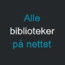 Bibliotek logo icon