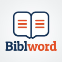 Biblword logo icon