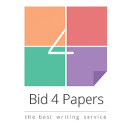 Bid4 Papers logo icon