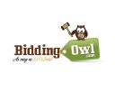 Bidding Owl logo icon