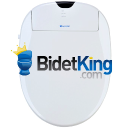 Bidet King logo icon