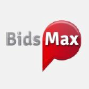 BidsMax - Online Auctions Site logo