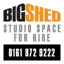 Big Shed Hire Studio logo