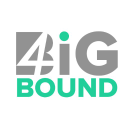 Big 4 Bound logo icon