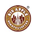 Big Apple Donuts & Coffee logo