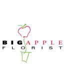 Big Apple Florist logo icon