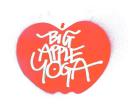 Big Apple Yoga logo