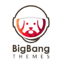 Big Bang Themes logo icon