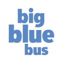 Big Blue Bus logo icon