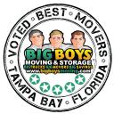 Big Boys Moving & Storage logo