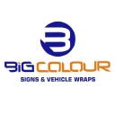 Big Colour Visual logo