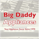 Big Daddy Appliances logo