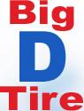 Big D Tire Store Inc logo
