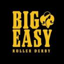 Big Easy Rollergirls, LLC logo