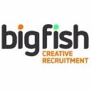 Big Fish Creative Recruitment logo