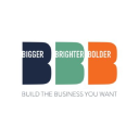 Bigger Brighter Bolder: The Mindset for Success logo