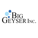 Big Geyser Inc. logo