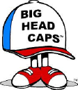 Big Head Caps logo icon