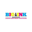 Big In Ink Printing logo