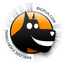 Big Inja - The Digital Data Dog logo