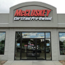 McCloskey Motors Inc logo