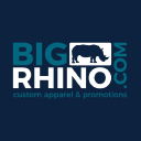 Big Rhino Screenprinting and Embroidery logo