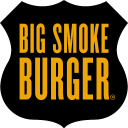 Big Smoke Burger logo icon