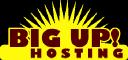 Big Up Hosting logo
