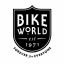 Bike World logo icon