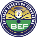 Billiard Education Foundation logo