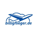 Billigflieger logo icon