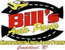 Bill's Auto Parts, Inc. logo