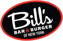 Bill's Bar & Burger logo
