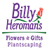 Billy Heroman's - Flowers, Plant Services and Gifts logo