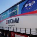 Bingham Schiedam logo