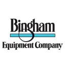 Bingham Equipment logo