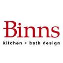 Binns kitchen & bath design logo