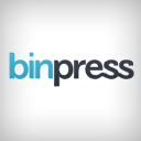 Code Libraries - Binpress Logo