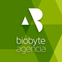 Biobyte Comunicacion + Estrategia logo
