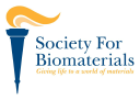 Biomaterial logo icon