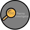 BioPharma Investigator Search logo