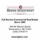 Brown Investment Properties Inc logo