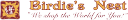 Birdie's Nest logo