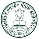 Bishop Brady High School logo